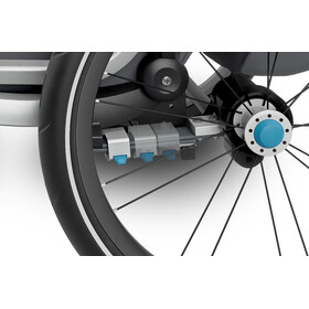 Thule Chariot Cross 1 Przyczepka rowerowa, thule blue/poseidon